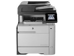HP Color LaserJet Pro MFP M476nw Printer