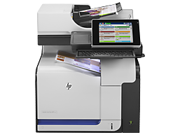 HP LaserJet Enterprise color flow MFP M575c Driver