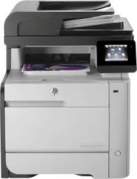 HP Color LaserJet Pro MFP M476dn Printer