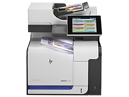 HP LaserJet Enterprise 500 color MFP M575dn Printer