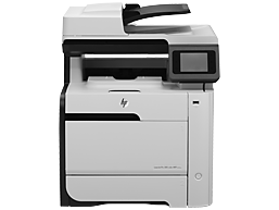 HP LaserJet Pro 300 color MFP M375nw Printer