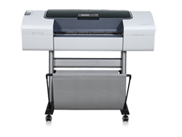 HP Designjet T1100ps 24-in Office Printer