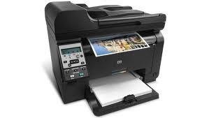 HP LaserJet 100 Color MFP M175 Printer