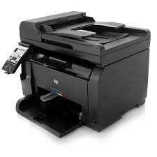 HP LaserJet Pro 100 color MFP M175a Printer