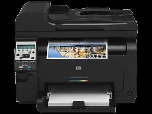 HP LaserJet Pro 100 color MFP M175a Printer