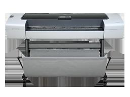 HP Designjet T1100 44-in Office Printer