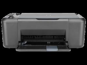 HP Deskjet F2410 All-in-One Printer