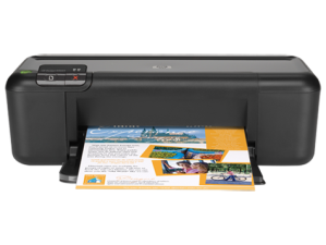 HP Deskjet D2663 Printer