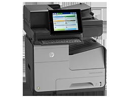 HP Officejet Enterprise Color Flow MFP X585z