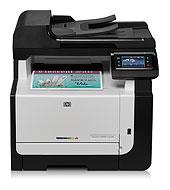 HP LaserJet Pro CM1415fn Color Multifunction Printer
