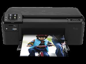 HP Photosmart e-All-in-One Printer - D110b