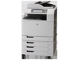 HP Color LaserJet CM6040f Multifunction Printer