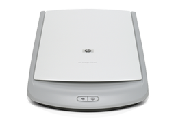 HP Scanjet G2410 Flatbed Scanner