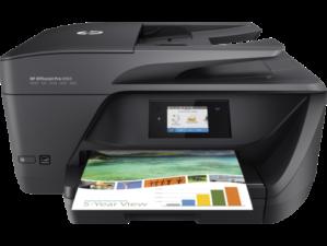 HP OfficeJet Pro 6960-1