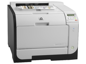 HP LaserJet Pro 400 color Printer M451dw-55