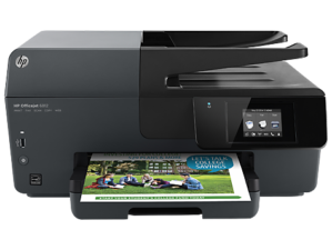 HP Officejet 6812 e